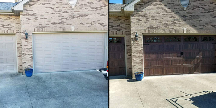 Troy Garage Door in Troy, IL offers all models of CHI residential doors